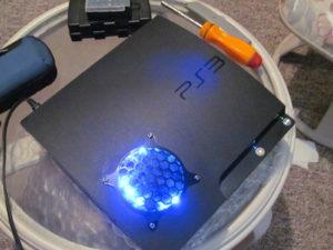 Fan Vent PlayStation 3 Mod